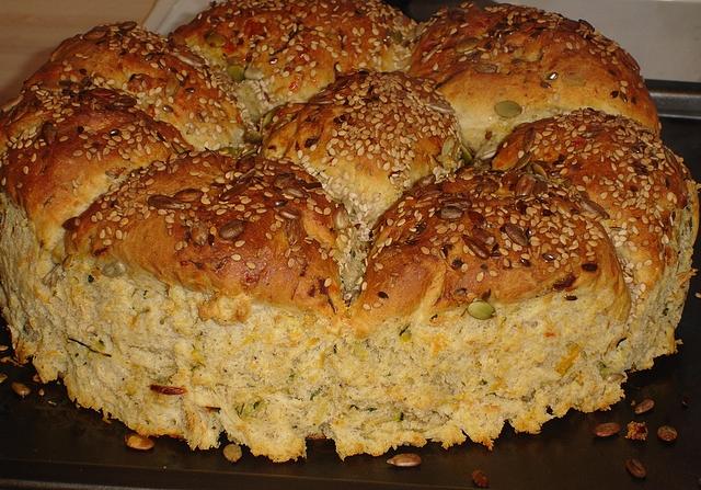 courgette-bread