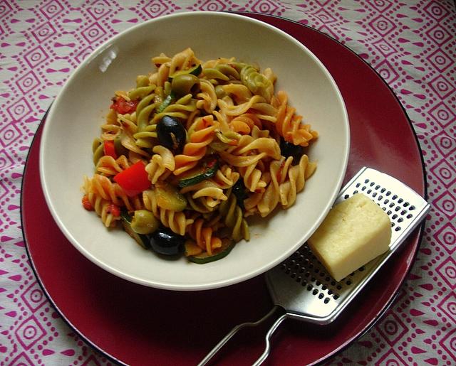 vegetable-pasta